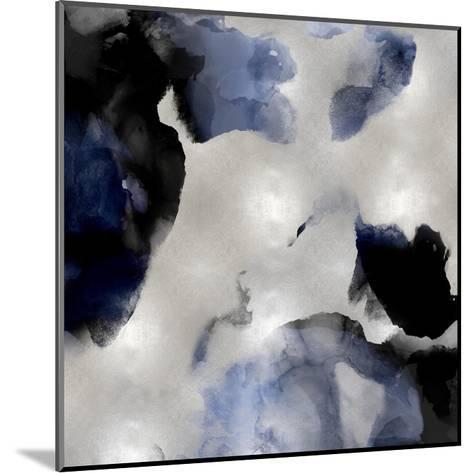 Whisper in Indigo II-Lauren Mitchell-Mounted Giclee Print