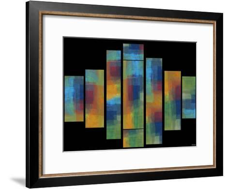 Sequential II-Michael Tienhaara-Framed Art Print
