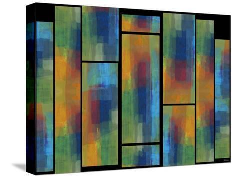 Sequential III-Michael Tienhaara-Stretched Canvas Print