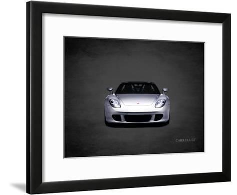 Porsche Carrera GT-Mark Rogan-Framed Art Print