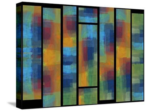 Sequential IV-Michael Tienhaara-Stretched Canvas Print