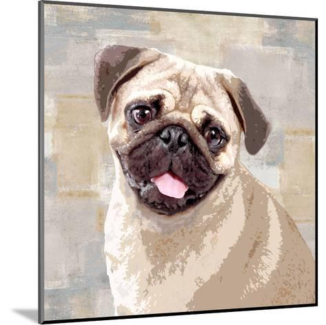 Pug-Keri Rodgers-Mounted Giclee Print