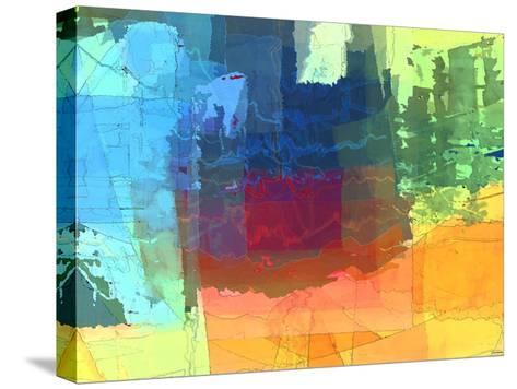 Pulsations I-Michael Tienhaara-Stretched Canvas Print