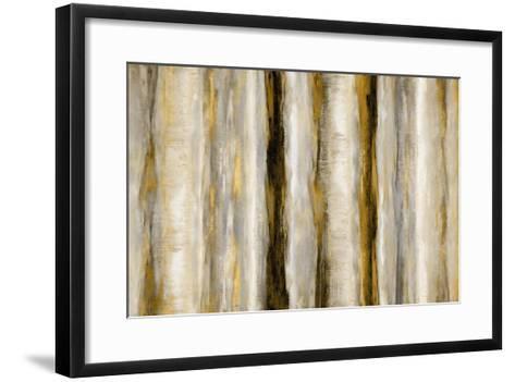 Vertical Motion-Jaden Blake-Framed Art Print