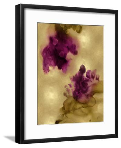 Tempting in Gold-Lauren Mitchell-Framed Art Print