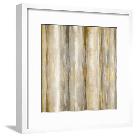 Vertical Motion Golden-Jaden Blake-Framed Art Print