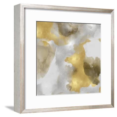 Whisper in Gold I-Lauren Mitchell-Framed Art Print