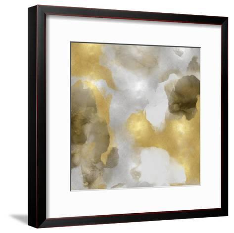 Whisper in Gold II-Lauren Mitchell-Framed Art Print