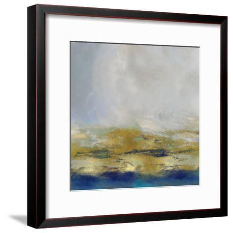 Terra in Aqua-Jake Messina-Framed Art Print