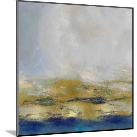 Terra in Aqua-Jake Messina-Mounted Giclee Print