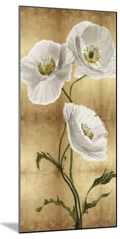 Towering Blooms - Panel III-Tania Bello-Mounted Giclee Print