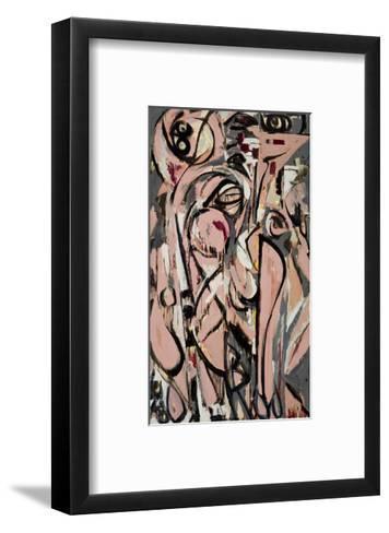 Birth, 1956-Lee Krasner-Framed Art Print