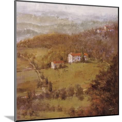 Wine Country II-Longo-Mounted Giclee Print