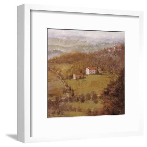 Wine Country II-Longo-Framed Art Print