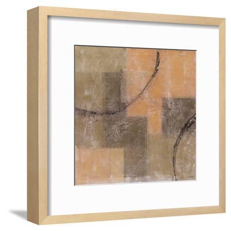 Palimpsest II-Douglas-Framed Art Print