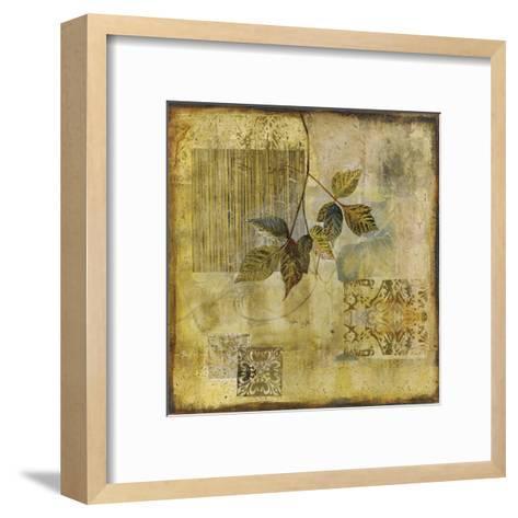 Botanical Motif IV-Augustine-Framed Art Print