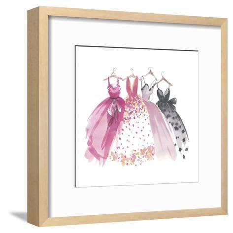 Watercolour Style II-Sandra Jacobs-Framed Art Print