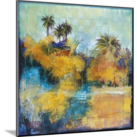 Tropical Evening I-Daniels-Mounted Giclee Print