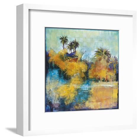Tropical Evening I-Daniels-Framed Art Print