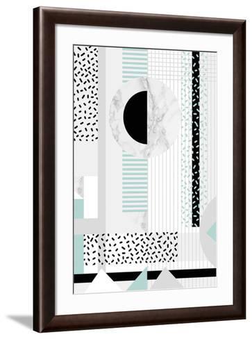 Seattle-Myriam Tebbakha-Framed Art Print