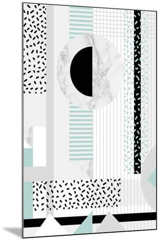 Seattle-Myriam Tebbakha-Mounted Giclee Print