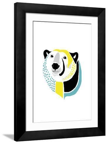 Ours Polaire-Myriam Tebbakha-Framed Art Print
