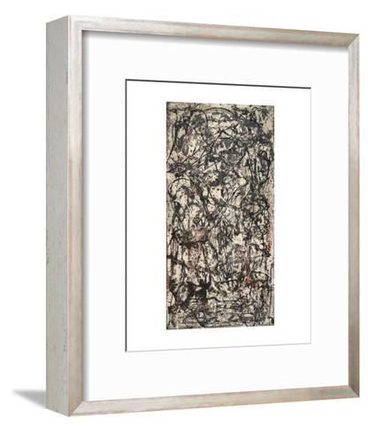 Enchanted Forest, 1947-Jackson Pollock-Framed Art Print
