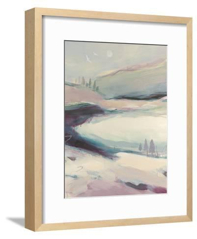 Fjord-Beth Wintgens-Framed Art Print