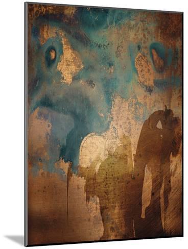 Burnished Lode-Mark Chandon-Mounted Giclee Print