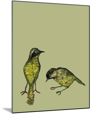 Bristol-Jenny Capon-Mounted Giclee Print