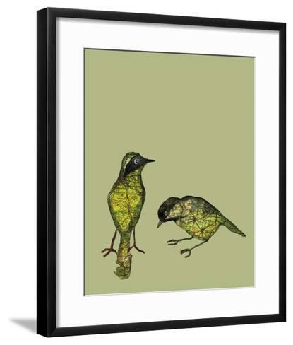 Bristol-Jenny Capon-Framed Art Print