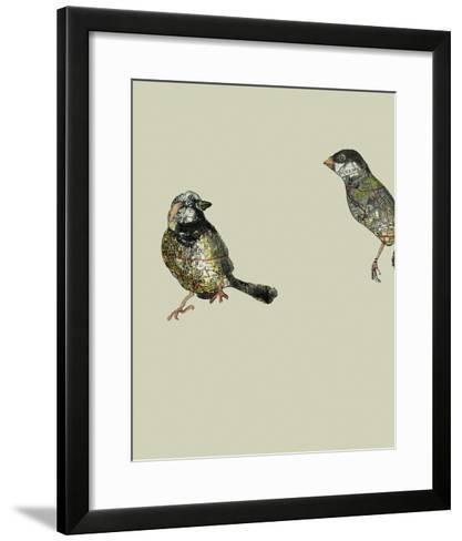 Greenwich-Jenny Capon-Framed Art Print