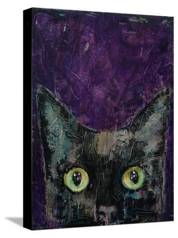 Night Prowler-Michael Creese-Stretched Canvas Print