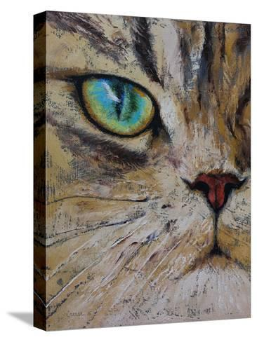 Persian Cat-Michael Creese-Stretched Canvas Print