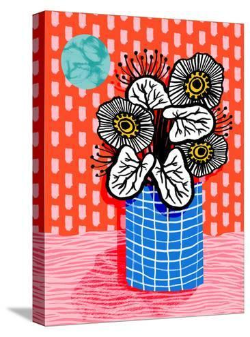 Proper-Wacka Designs-Stretched Canvas Print