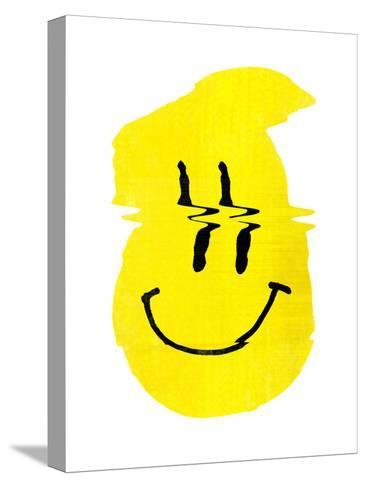 Smiley S-Ali Gulec-Stretched Canvas Print