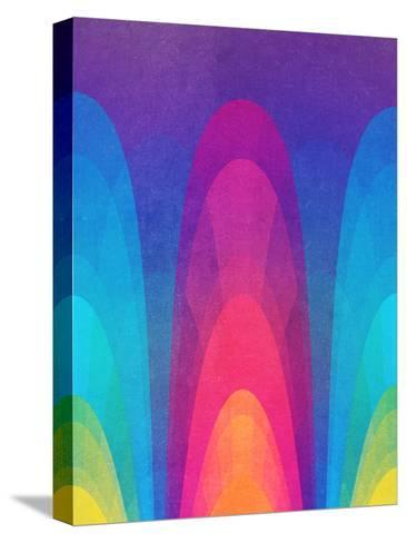 Chroma02-Tracie Andrews-Stretched Canvas Print