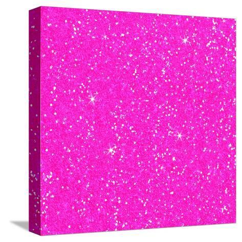 Pink Diamond-Wonderful Dream-Stretched Canvas Print
