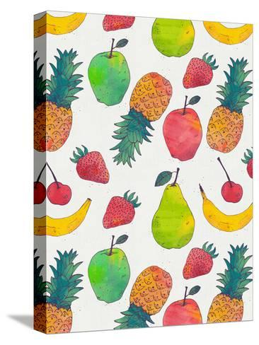Fruity-Tracie Andrews-Stretched Canvas Print