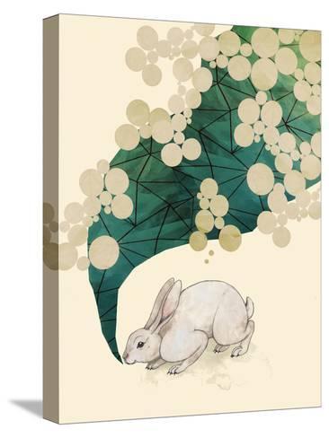 Spring-Laura Graves-Stretched Canvas Print