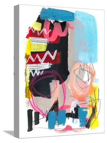 Little Ruin-Olimpia Piccoli-Stretched Canvas Print