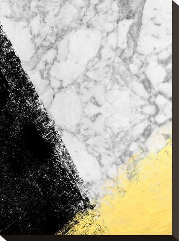 Genni-Charlotte Winter-Stretched Canvas Print