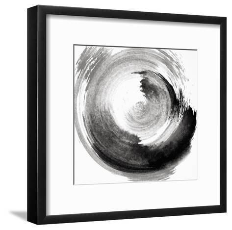 Circular Abstract II.--Framed Art Print