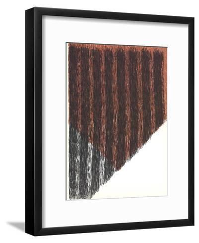 Abstract Compostion-Rodolphe Raoul Ubac-Framed Art Print