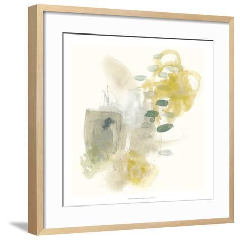 Apex Formula IV-June Erica Vess-Framed Art Print