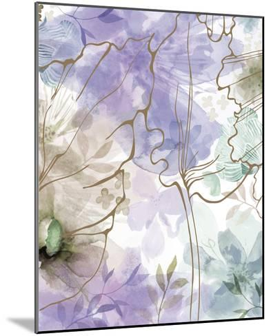 Bouquet of Dreams VII-Delores Naskrent-Mounted Art Print