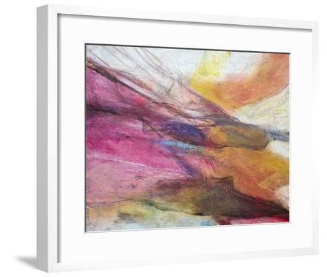 Fuchsia Expression II-Gabriela Villarreal-Framed Art Print