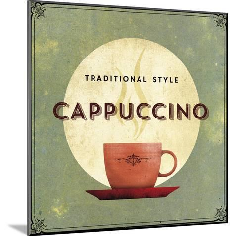 Finest Coffee - Cappuccino-Hens Teeth-Mounted Art Print