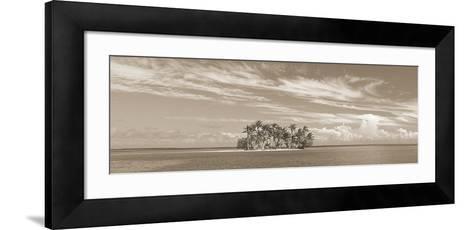 Castaway-Adam Brock-Framed Art Print