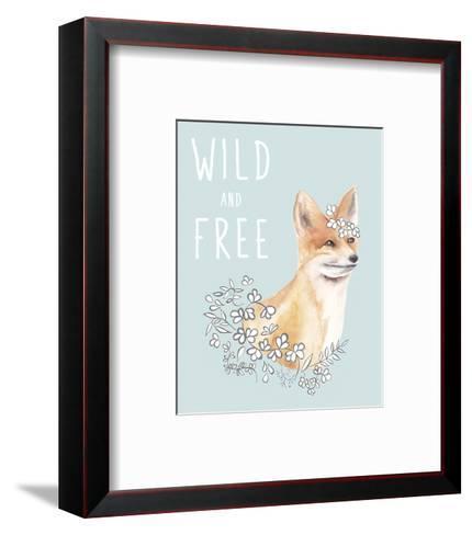Wild and Free-Salla Tervonen-Framed Art Print
